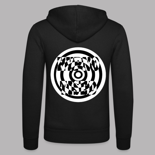 HYPNO-TISED - Unisex Hooded Jacket by Bella + Canvas