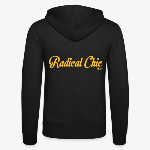 radical chic - Felpa con cappuccio di Bella + Canvas
