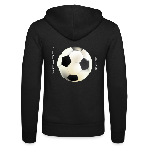 Football Mamma Collection - Unisex-hettejakke fra Bella + Canvas