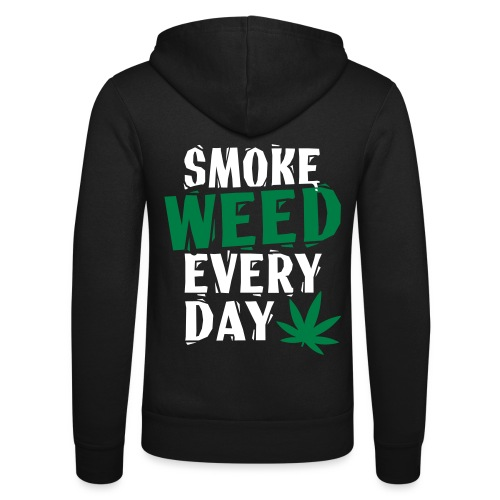 Smoke Weed Everyday Linovert - Veste à capuche unisexe Bella + Canvas