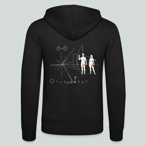 Basketball Pioneer Plaque - Veste à capuche unisexe Bella + Canvas