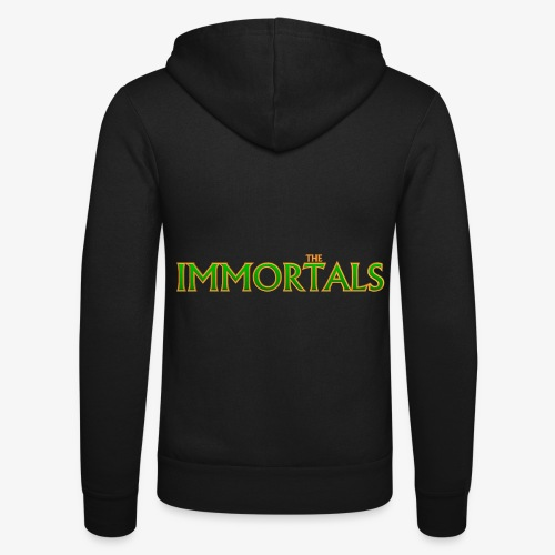 Immortals - Unisex Hooded Jacket by Bella + Canvas