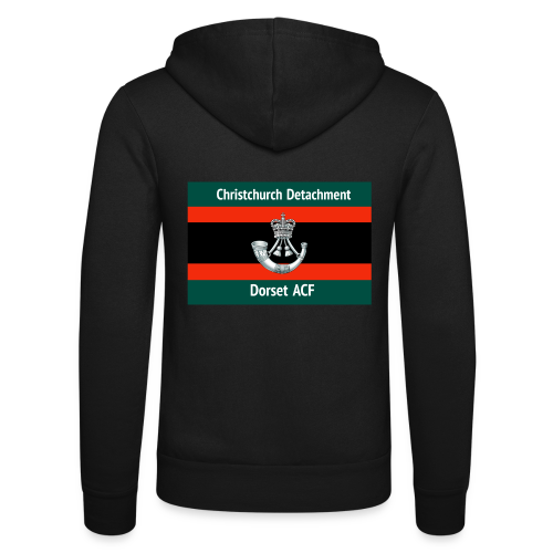 Christchurch Detachment / Dorset ACF - Unisex Hooded Jacket by Bella + Canvas