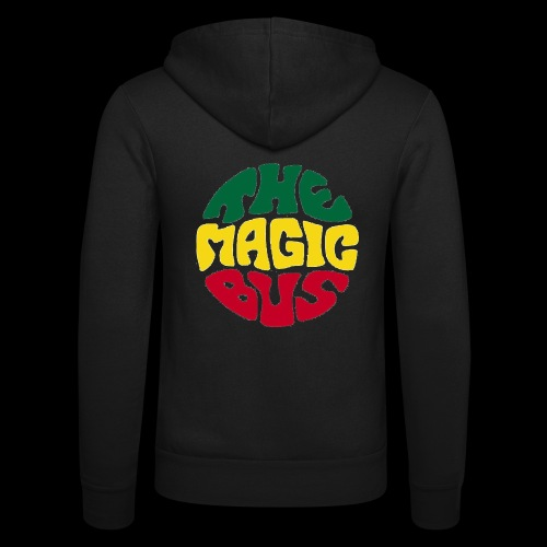 THE MAGIC BUS - Unisex Hooded Jacket by Bella + Canvas