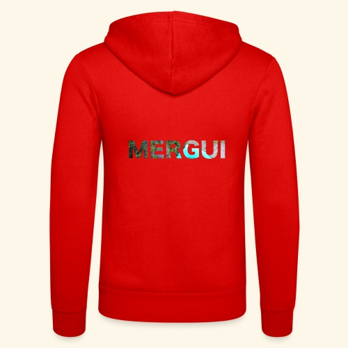 MERGUI - Unisex Hooded Jacket by Bella + Canvas