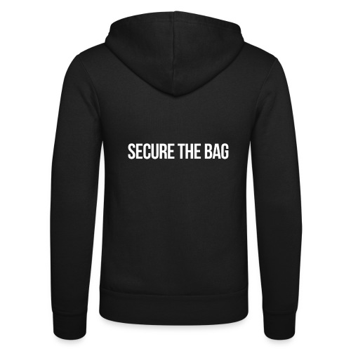 Secure the Bag - Unisex Hooded Jacket by Bella + Canvas