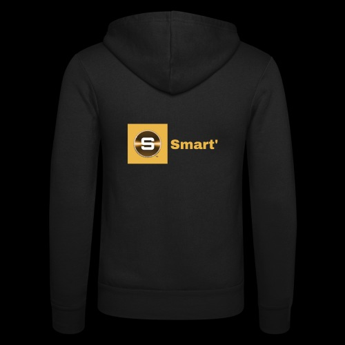 Smart' ORIGINAL Limited Editon - Unisex Hooded Jacket by Bella + Canvas