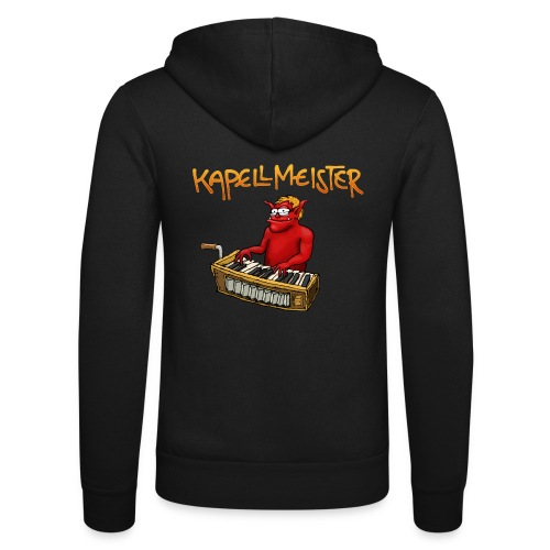 Kapellmeister - Unisex Hooded Jacket by Bella + Canvas