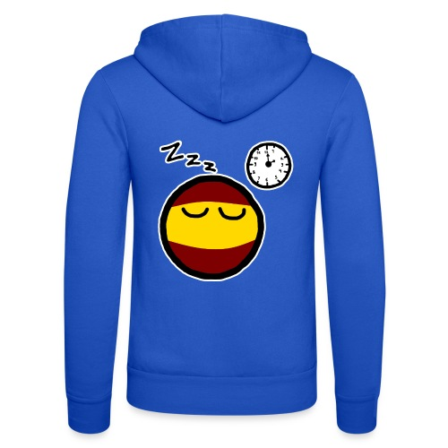 Spainball - Unisex Hooded Jacket by Bella + Canvas