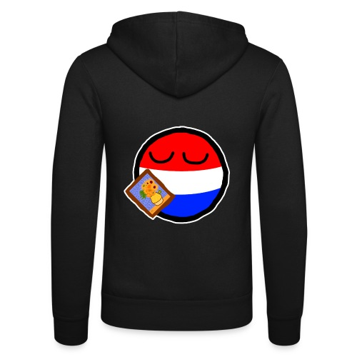 Netherlandsball - Unisex Hooded Jacket by Bella + Canvas