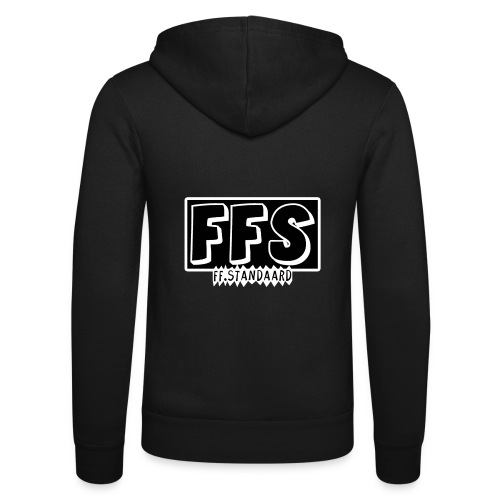 ff Standaard Shirt, Met FFS logo! - Unisex Hooded Jacket by Bella + Canvas
