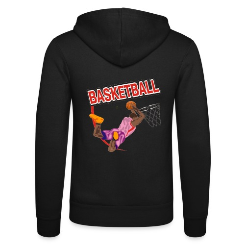 Basketball - Veste à capuche unisexe Bella + Canvas