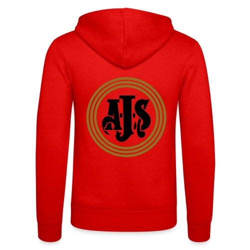 auto ajs circles 2c - Unisex Hooded Jacket by Bella + Canvas