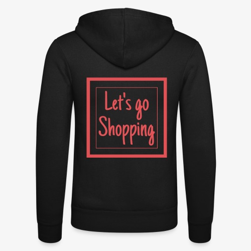 Let's go shopping - Felpa con cappuccio di Bella + Canvas