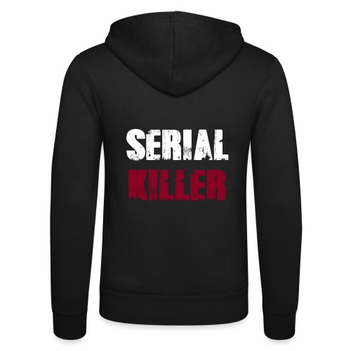 Serial Killer - Unisex Kapuzenjacke von Bella + Canvas