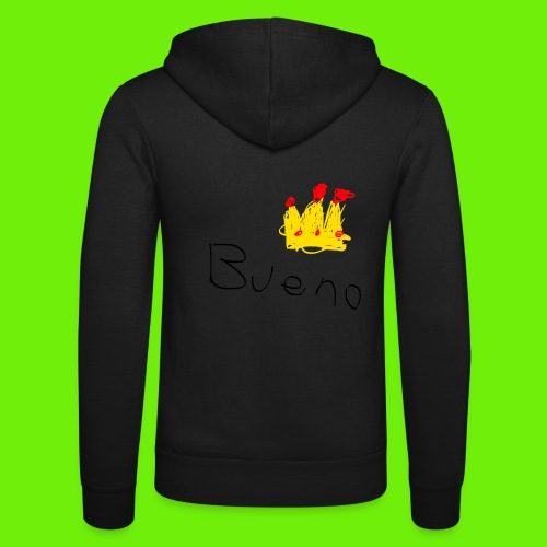 King Bueno Classic Merch - Unisex Hooded Jacket by Bella + Canvas