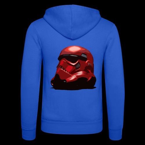 Guardian Trooper - Unisex Hooded Jacket by Bella + Canvas