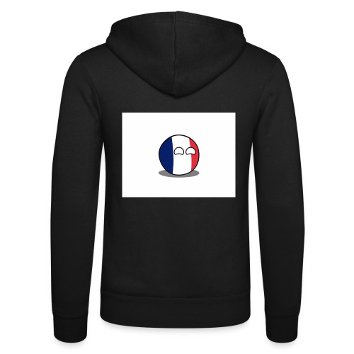 France Simple - Veste à capuche unisexe Bella + Canvas