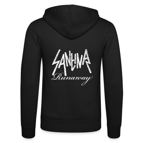SANTINA gif - Unisex Hooded Jacket by Bella + Canvas