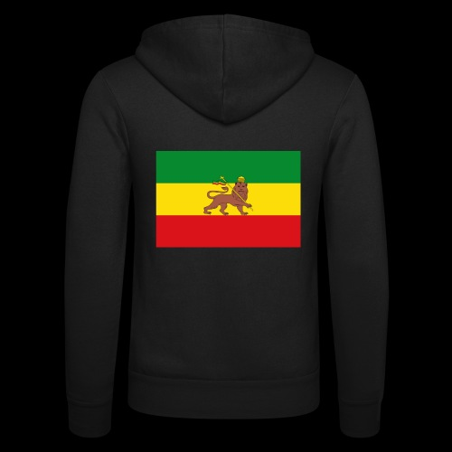 LION FLAG - Unisex Hooded Jacket by Bella + Canvas