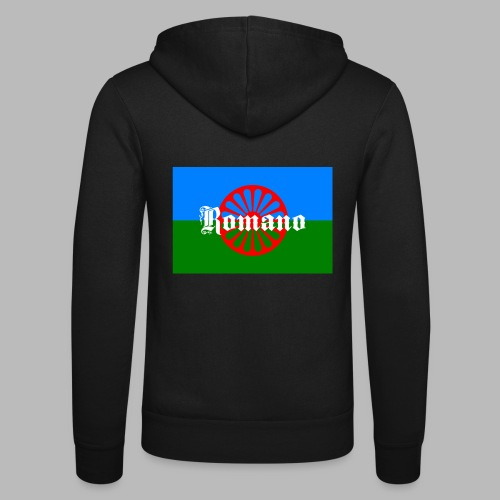 Flag of the Romanilenny people svg - Luvjacka unisex från Bella + Canvas