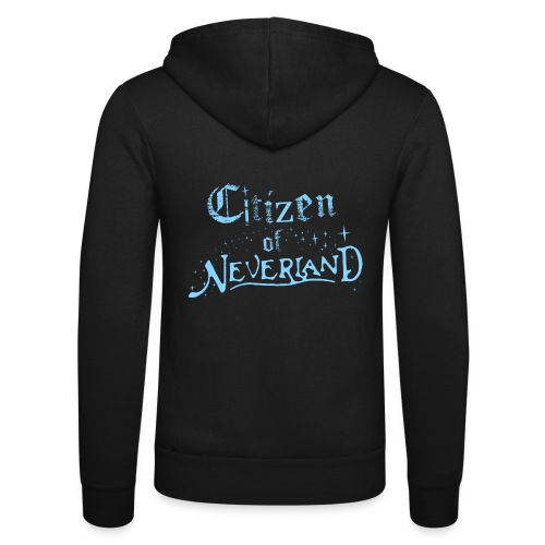 Citizen_blue 02 - Unisex Hooded Jacket by Bella + Canvas