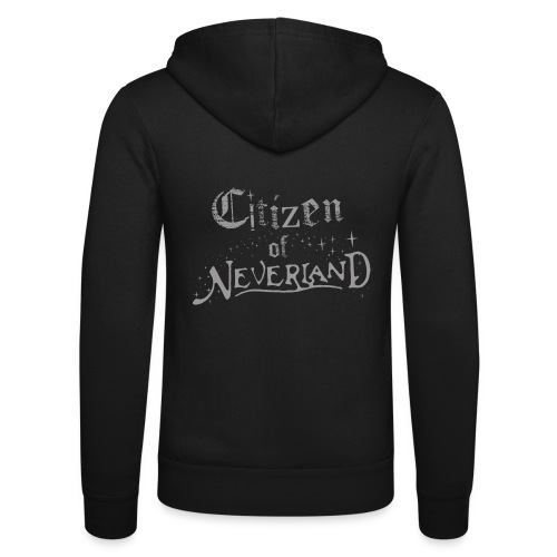 Citizen of Neverland - Unisex Hooded Jacket by Bella + Canvas