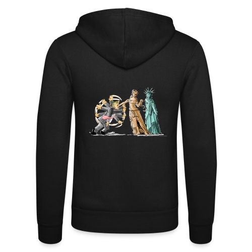 I Got This - Unisex Hooded Jacket by Bella + Canvas
