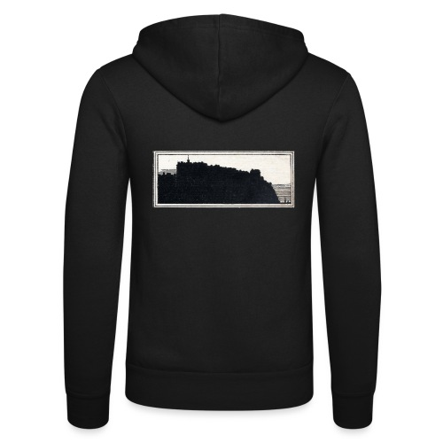 back page image - Unisex Hooded Jacket by Bella + Canvas
