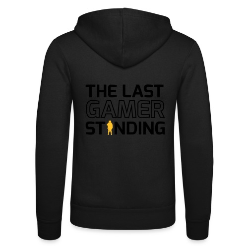 The Last Gamer Standing 2 - Unisex Hooded Jacket by Bella + Canvas