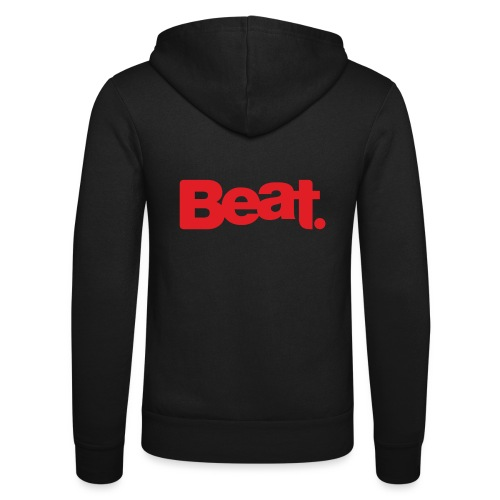 Beat Bunny - Unisex Hooded Jacket by Bella + Canvas