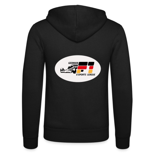 German F1L - Unisex Kapuzenjacke von Bella + Canvas