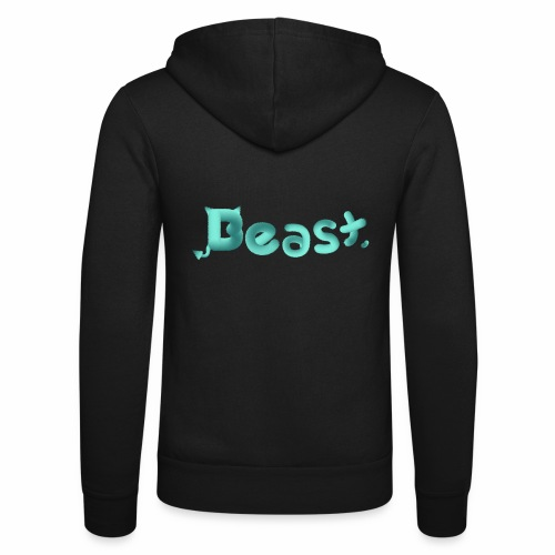 Beast - Unisex Hooded Jacket by Bella + Canvas