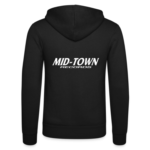 Midtown - Unisex Hooded Jacket by Bella + Canvas
