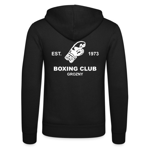 GROZNY BOXING CLUB - Unisex Hooded Jacket by Bella + Canvas