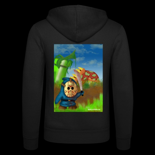 SuperMario: Not so shy guy - Unisex hoodie van Bella + Canvas