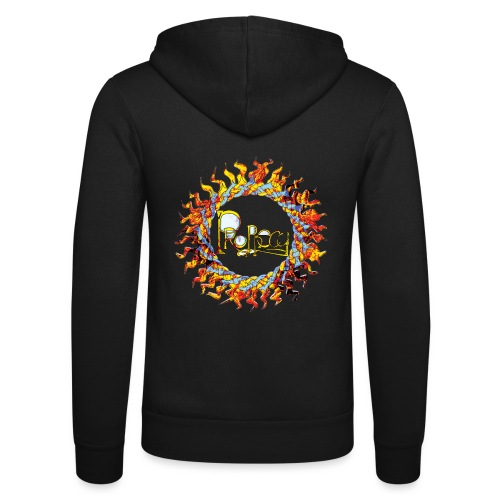 Prophecy - Unisex Hooded Jacket by Bella + Canvas