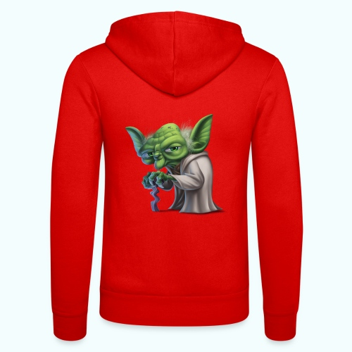 Little Gnome - Unisex Hooded Jacket by Bella + Canvas