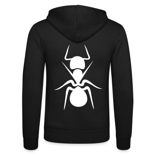ANT - Unisex Hooded Jacket by Bella + Canvas