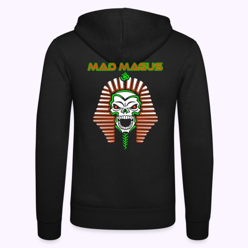 mad magus shirt - Unisex Hooded Jacket by Bella + Canvas