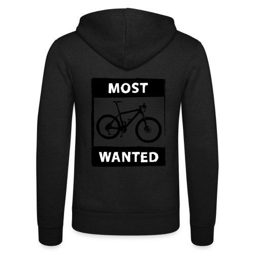 MTB - most wanted 2C - Unisex Kapuzenjacke von Bella + Canvas