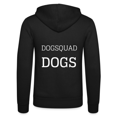DOGS QUAD - Unisex Hooded Jacket by Bella + Canvas