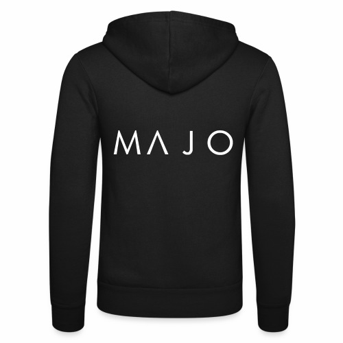 Official MAJO Logo - Luvjacka unisex från Bella + Canvas
