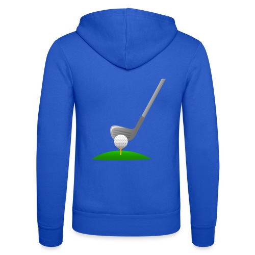 Golf Ball PNG - Nuestra chaqueta con capucha de Bella + Canvas