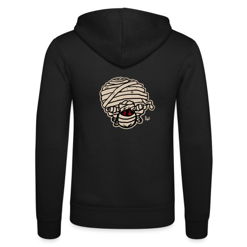 Mummy Sheep - Unisex Hooded Jacket by Bella + Canvas