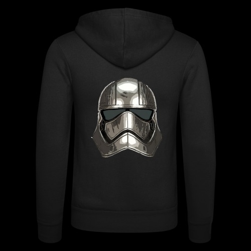 Phasma's Helmet - Unisex Hooded Jacket by Bella + Canvas