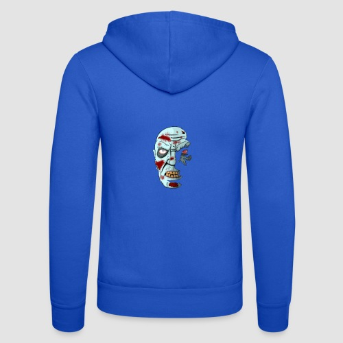 Shadow Zombie - Unisex Hooded Jacket by Bella + Canvas