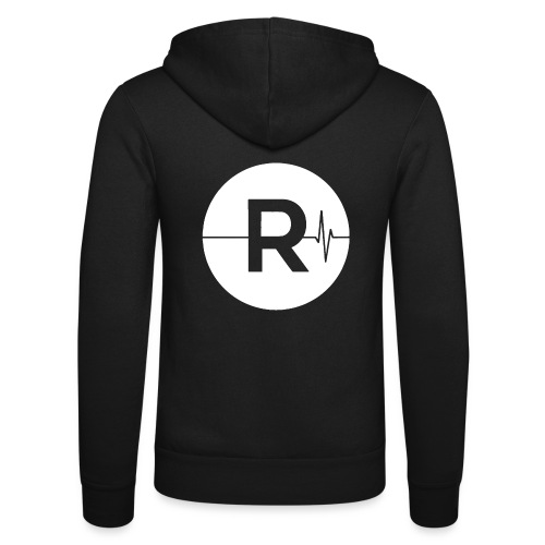 REVIVED - BIG R - Unisex Hooded Jacket by Bella + Canvas