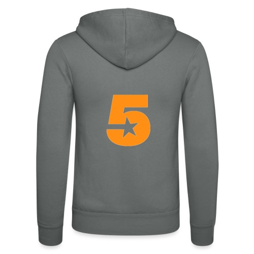 No5 - Unisex Hooded Jacket by Bella + Canvas