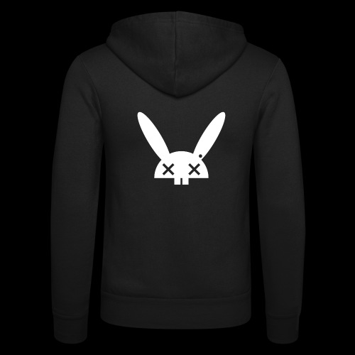 HARE5 LOGO TEE - Unisex Hooded Jacket by Bella + Canvas